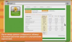 калькулятор сбербанка кредит потребительский